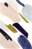Brushmarks I Art Print