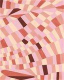 Grid Flow I Art Print