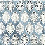 Flower Stone Tile VIII Art Print