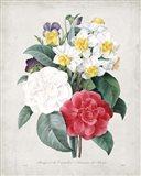 Bouquet III Art Print