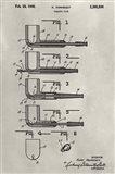 Patent--Pipe Art Print