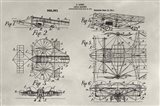 Patent--Aerial Machine Art Print