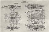 Patent--Aerial Machine Art Print