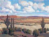 Desert Heat I Art Print