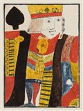 Vintage Cards II Art Print
