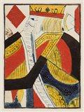 Vintage Cards III Art Print