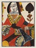 Vintage Cards VI Art Print