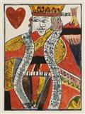 Vintage Cards VIII Art Print