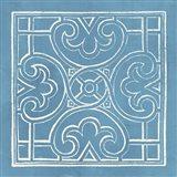 Garden Schematic II Art Print