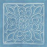 Garden Schematic VI Art Print