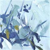 Into the Blue III Art Print