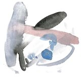 Snow Storm IV Art Print