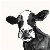 Cow Contour I Art Print