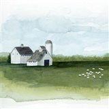 Delilah's Farm I Art Print