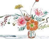 Celebration Bouquet II Art Print