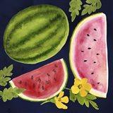 Fresh Fruit II Art Print