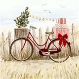 Christmas Coast I Art Print