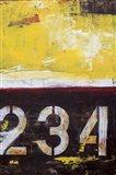 Junction 234 II Art Print