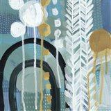 Ocean Garden II Art Print