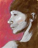 Fem Portrait II Art Print