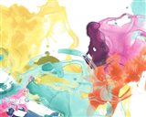 Elemental Motion II Art Print