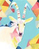 Safari Party I Art Print