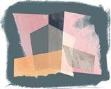 Paper Mirage I Art Print