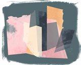 Paper Mirage II Art Print