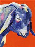 Animal Party III Art Print