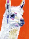 Animal Party IV Art Print