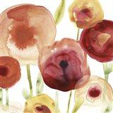 Poppy Patch II Art Print