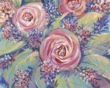 Shades of Pink II Art Print
