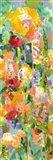 Lime Garden I Art Print