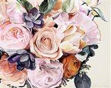 Autumn Bouquet I Art Print