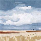 Prairie Landscape II Art Print