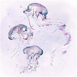 Underwater Halcyon II Art Print