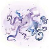 Underwater Halcyon III Art Print