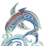 Undersea Luau II Art Print