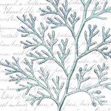 Aqua Marine IX Art Print