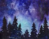 Night Sky III Art Print