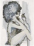 Hidaya I Art Print