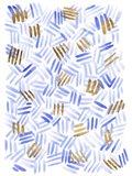 Scratch II Art Print