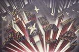 Gotham Air Corp Art Print