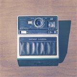 Vintage Camera III Art Print