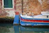 Venice Workboats I Art Print