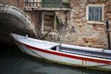Venice Workboats III Art Print