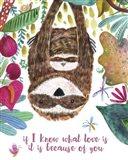 Mother's Love II Art Print