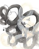Tangled Circuit II Art Print