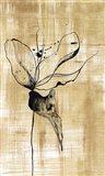 Gilded Beauty II Art Print