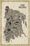 Antique New York Collection-Bronx Art Print